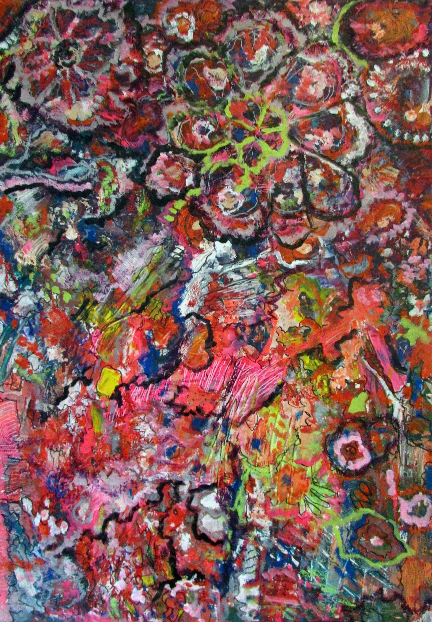 Ursula H. Busch - Mille Fleur
